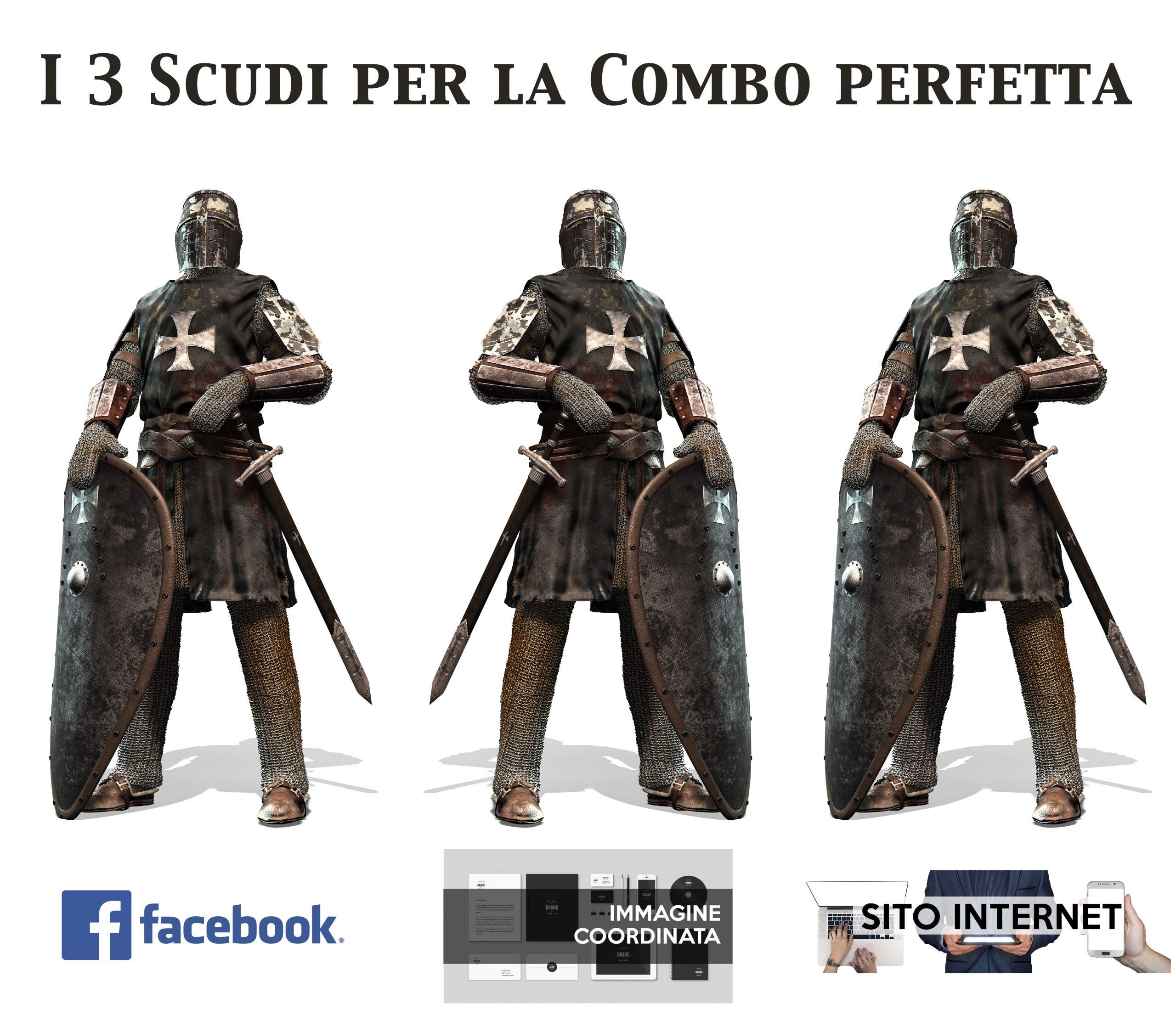 """Corso """"I 3 scudi per la combo perfetta"""""""